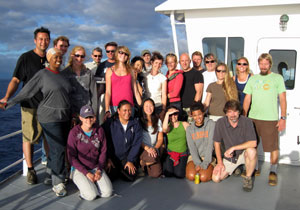 C-MORE summer session 2010 group photo