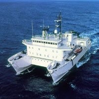 Photo of RV Kilo Moana.