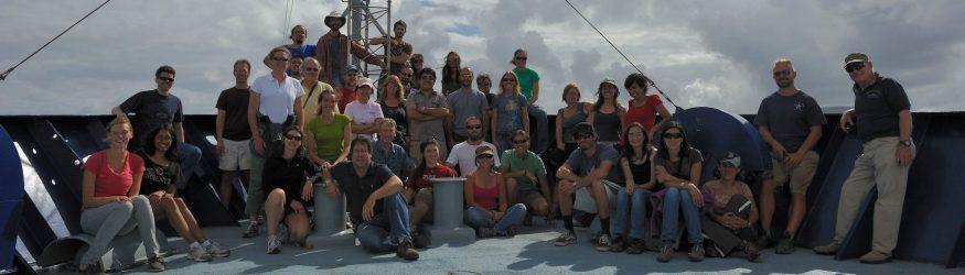 The BiG RAPA Cruise Team